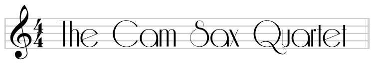 Cam Sax Quartet